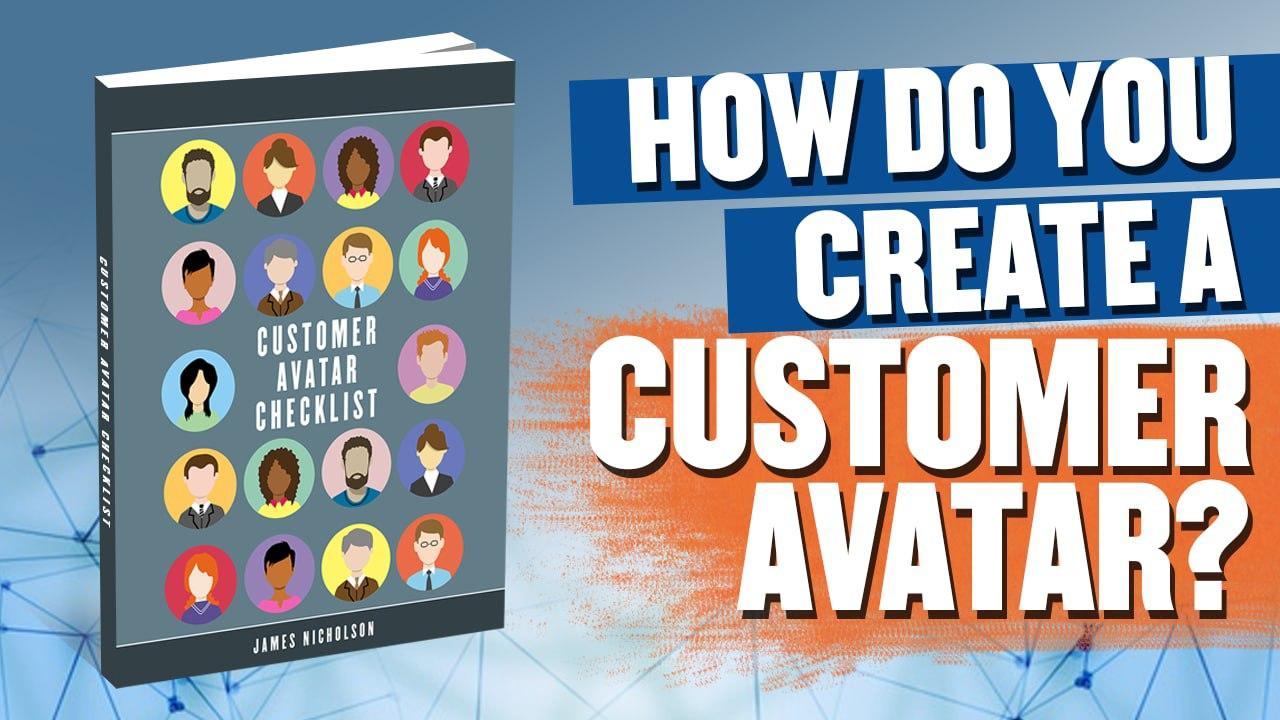 Customer Avatar Worksheet NEW